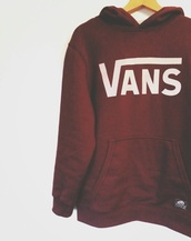 sweater,shirt,jacket,fvkin,vans,sweatshirt,burgundy,white,red,cute,pretty,hipster,lovely,jumper,skater,fashion,cozy,cute outfits,amazing