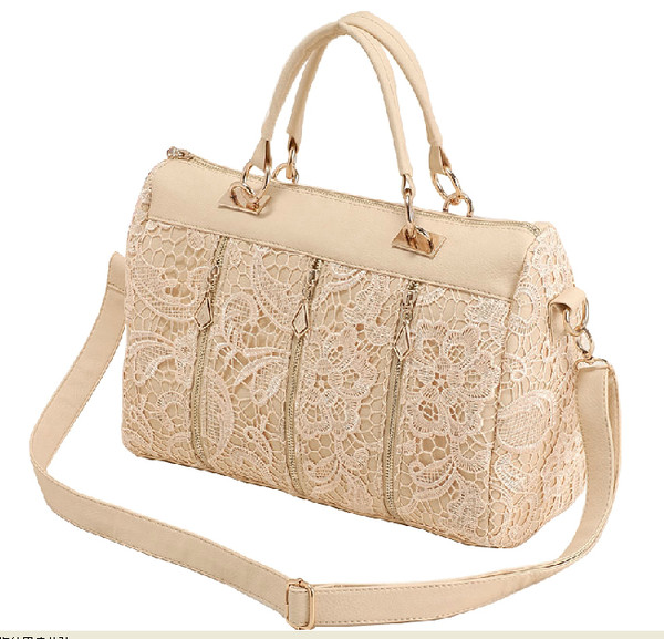 3325 Hot Sale!Women's Lace Handbag Vintage Shoulder Bags Messenger ...