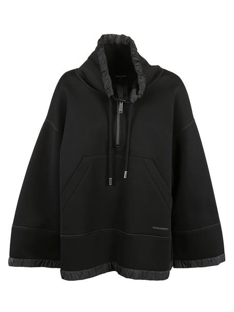 Dsquared2 sweatshirt black sweater