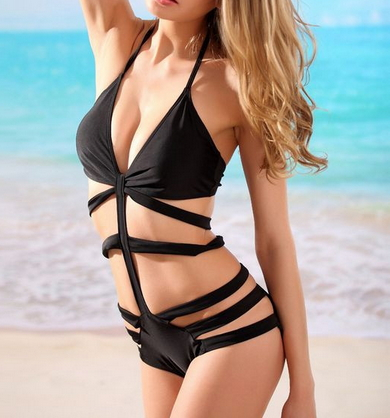 Monokini Swimsuit  - Juicy Wardrobe