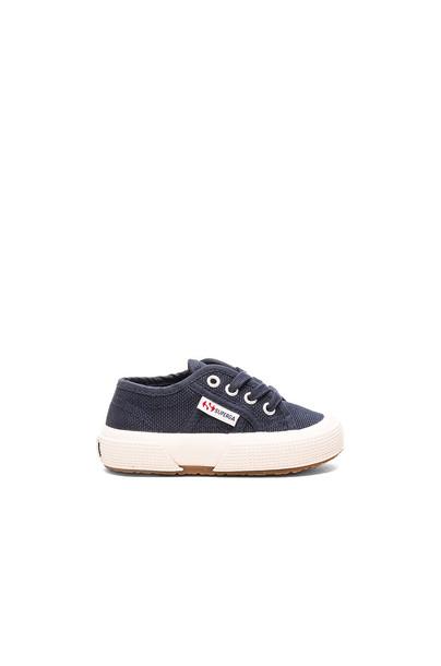 Superga 2750 JCOT CLASSIC Sneaker in navy