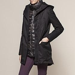 Manteau I.Code IKKS (QC44054) | Vêtement ICode Hiver 13