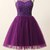 Purple Halter Beaded Short Graduation Prom Dresses KSP454 [KSP454] - £92.00 : Cheap Prom Dress UK, Wedding Bridesmaid Dresses, Prom 2016 Dresses, Kissprom.co.uk offers fashion trends prom dresses uk, bridesmaid dresses uk, amazing graduation dresses, ball gown and any other formal, semi formal dresses with free shipping and free custom service at affordable price.