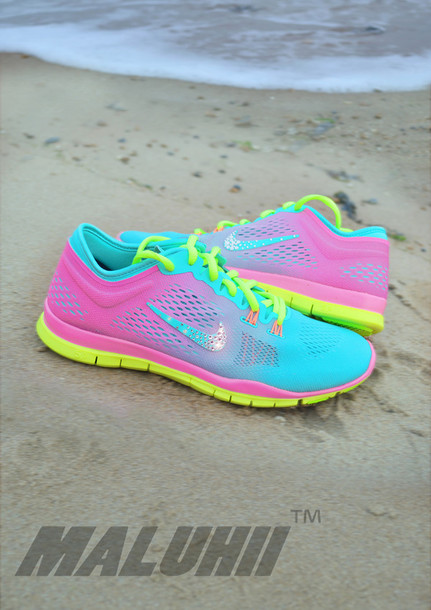 Nike Running Shoes For Women Neon Colors  fdeb0f93e