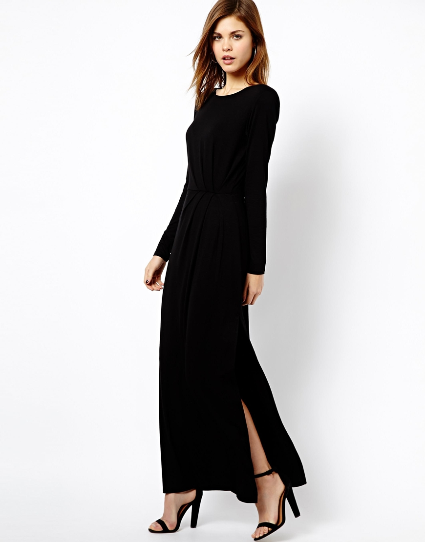 Warehouse Maxi Dress at asos.com