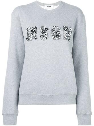 sweatshirt grey sweater