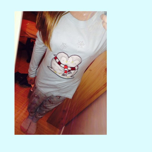 mint cute pajamas pyjama tops pyjama pants comfy