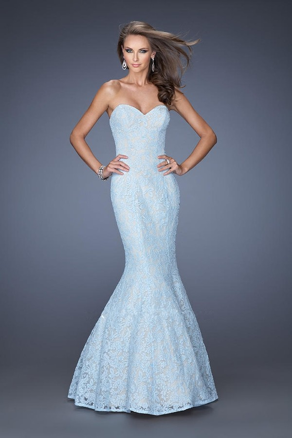 Dress: long dress, evening dress, homecoming dress, wedding dress ...