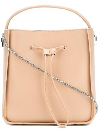 bag shoulder bag nude