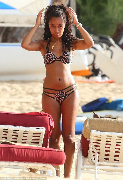 swimwear leigh-anne pinnock