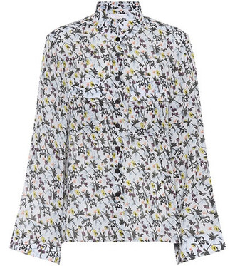 blouse floral top