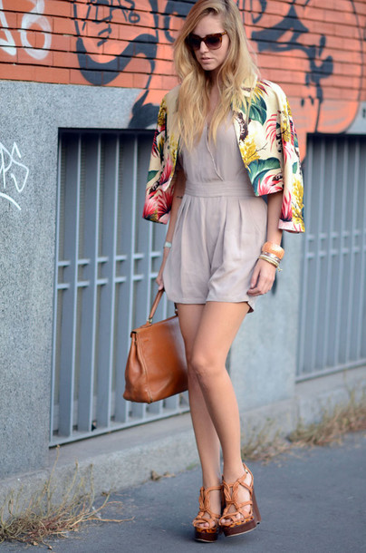 brown shoes brown bag brown dress brown sunglasses jacket dress