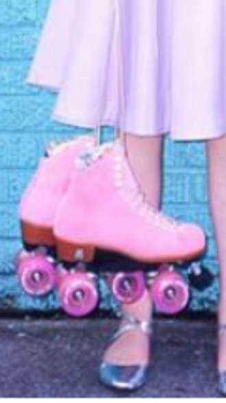 shoes pink shoes pastel