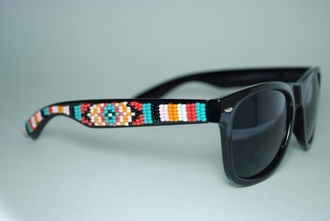 sunglasses ray ban sunglasses hippie rasta
