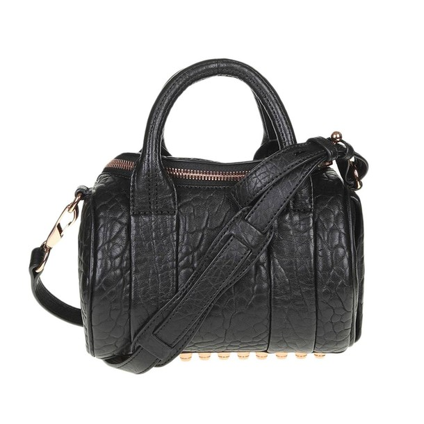 Alexander Wang women bag shoulder bag black