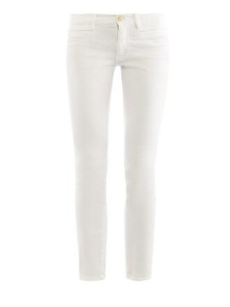 jeans skinny jeans paris white