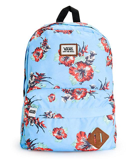 Star Wars x Vans Old Skool II Yoda Aloha 22L Backpack