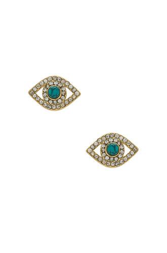 earrings stud earrings metallic gold jewels