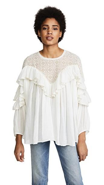 MES DEMOISELLES blouse top