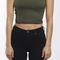 Polo crop top | frankie collective