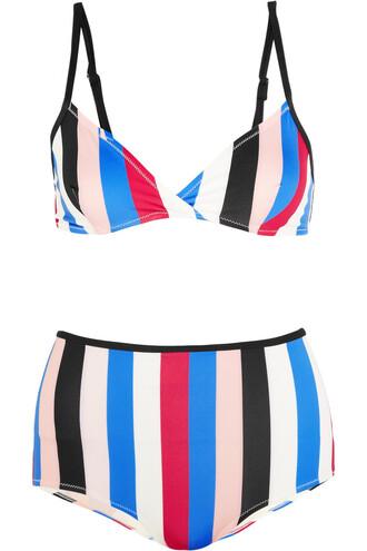 bikini triangle bikini triangle red swimwear