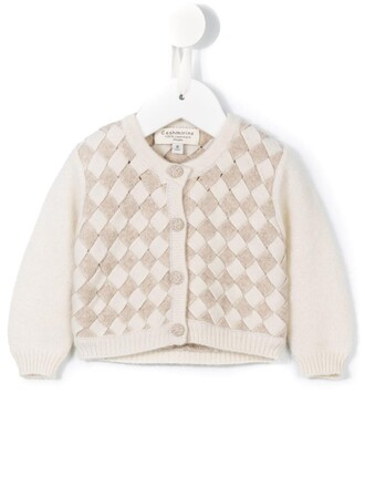 cardigan girl toddler braided white sweater