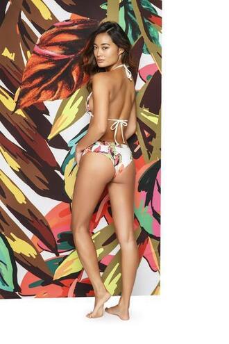 swimwear bikini agua bendita print bikiniluxe