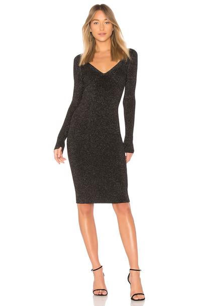 A.L.C. dress black