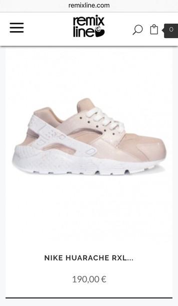 1946949fd511 shoes nike sneakers nike blush pink pink sneakers huarache