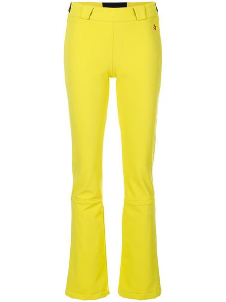 Perfect Moment women yellow orange pants