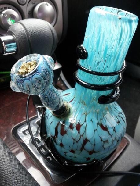 pipe blue weed smoke smoking pipe
