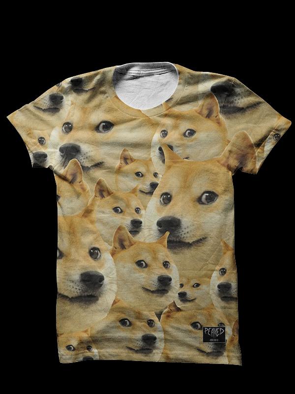 Peaked apparel
