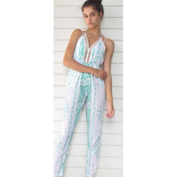 jumpsuit playsuit dress romper pantsuit