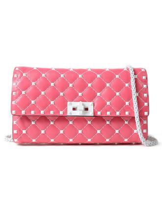 bag shoulder bag pink