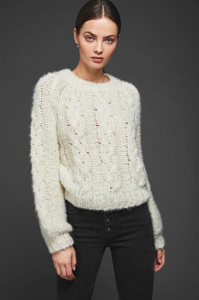 Ali Knit - Cream