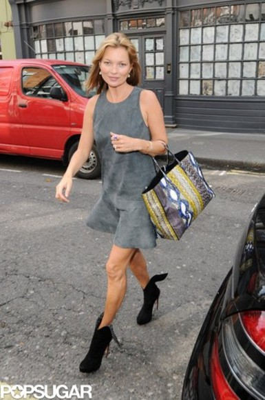 bag kate moss high heels