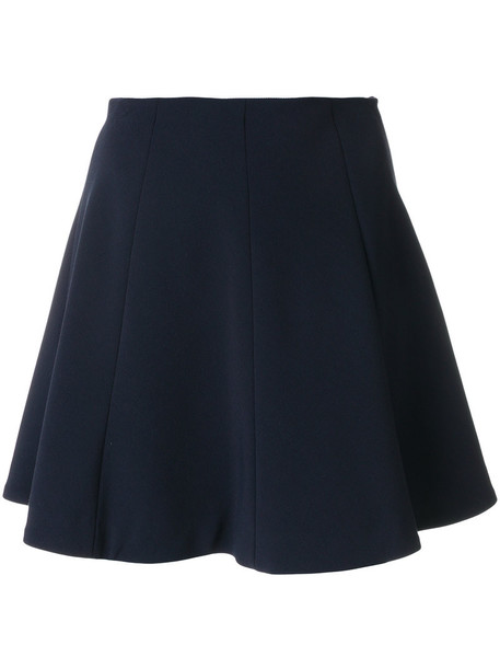 DONDUP skirt women spandex blue