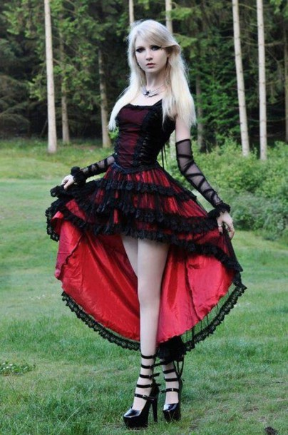 Cheap Gothic Dresses Dress Central