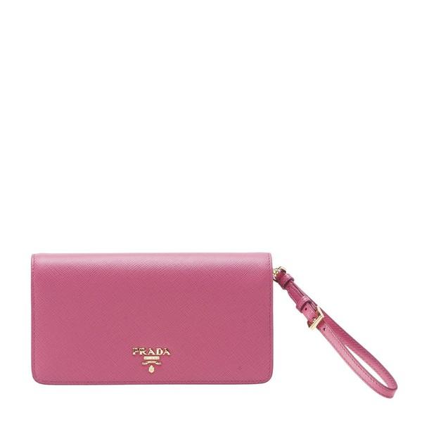 Prada purse pink bag