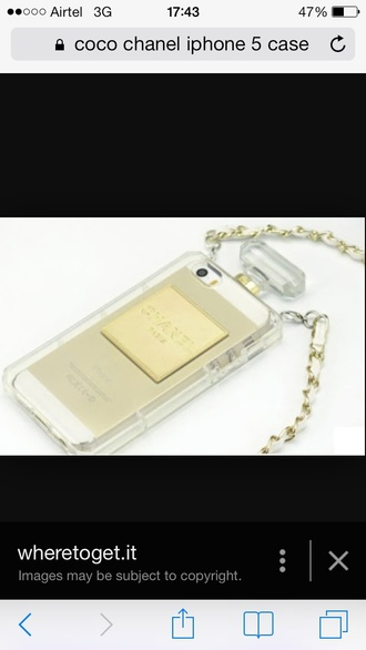 phone cover coco chanel