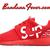 Copy of Custom Supreme LV Nike Roshe Run Shoes Red, #fashion, #supreme, #style, #supremelv, by Bandana Fever