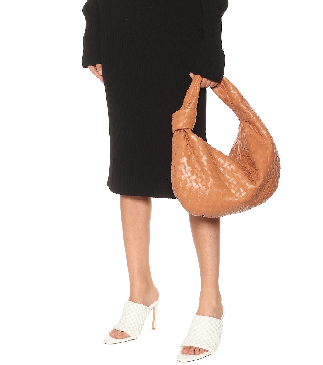 BV Jodie Small leather tote