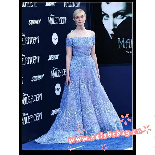 'maleficent' world premiere_new arrivals(446)_celebrity dress online shopping prom dress