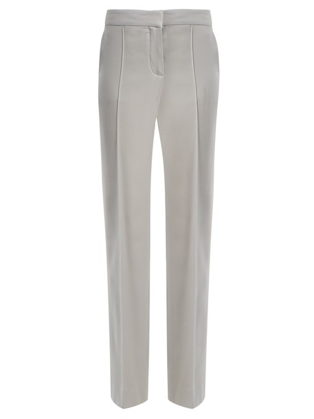 Stella McCartney wool light blue light blue pants