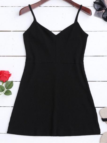 dress girly black dress black skater black skater dress