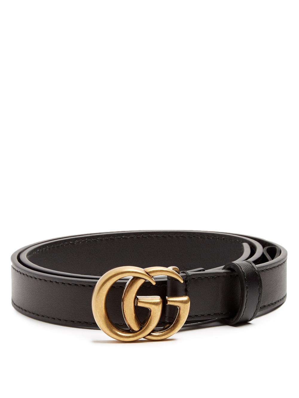4550554b9deb Gucci - Web belt with bee - women - Cotton - 85