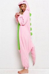 dress,kigurumi,dino,kigurumi animal onesies,animal,kids animal onesies,pink,green,roar,nice,cool,swag,hipsta,onesie