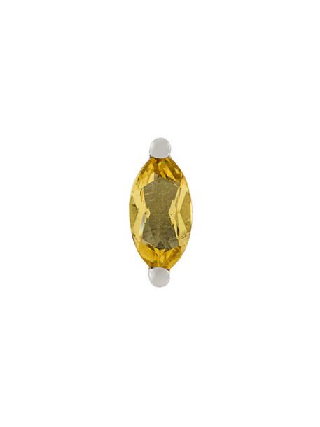 Delfina Delettrez women pearl gold white yellow orange jewels