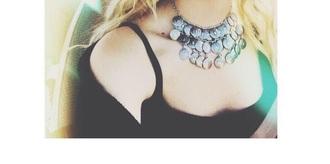 jewels jewelry silver necklace boho jewelry boho necklace
