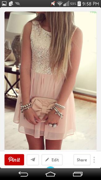 sparkles sparkly dress sparkle dress dress short dress handbag jewels